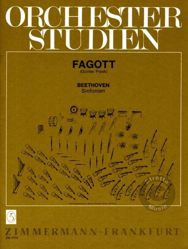 ORCHESTRAL STUDIES Symphonies