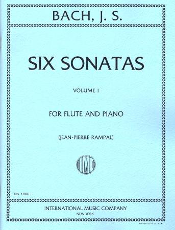 SIX SONATAS Volume 1