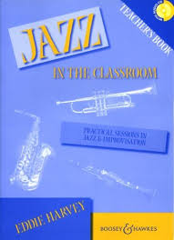 JAZZ IN THE CLASSROOM pupil's book