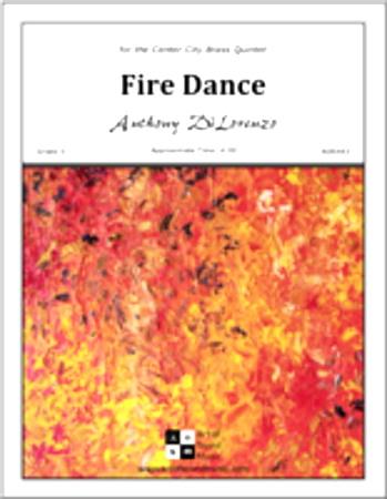 FIRE DANCE (score & parts)
