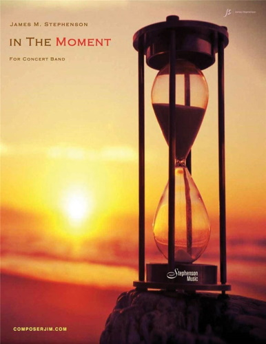 IN THE MOMENT (score & parts)