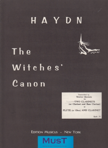 THE WITCHES' CANON