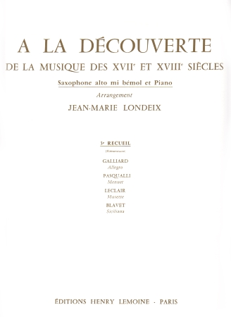 A LA DECOUVERTE Volume 3