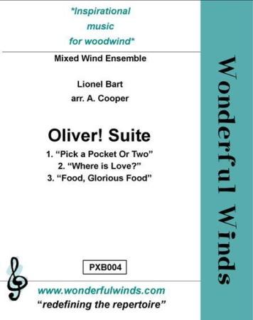 OLIVER! Suite (score & parts)
