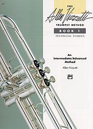 THE ALLEN VIZZUTTI TRUMPET METHOD Book 1: Technical Studies