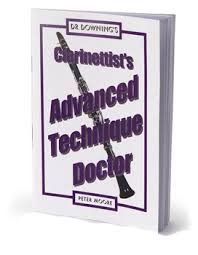 CLARINETTIST'S ADVANCED TECHNIQUE DOCTOR
