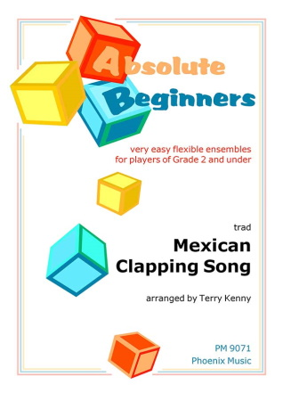 MEXICAN CLAPPING SONG (score & parts)