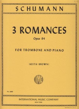 3 ROMANCES Op.94