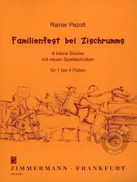 FAMILIENFEST BEI ZISCHRUMMS