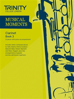MUSICAL MOMENTS Book 3