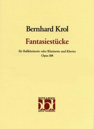 FANTASIESTUCKE Op.108