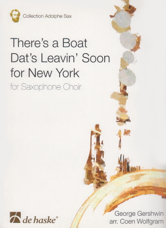 THERE'S A BOAT DAT'S LEAVIN' SOON FOR NEW YORK