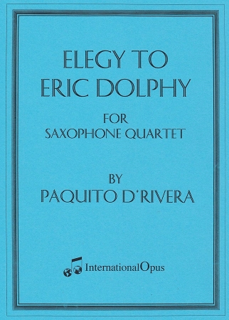 ELEGY TO ERIC DOLPHY (set of parts)