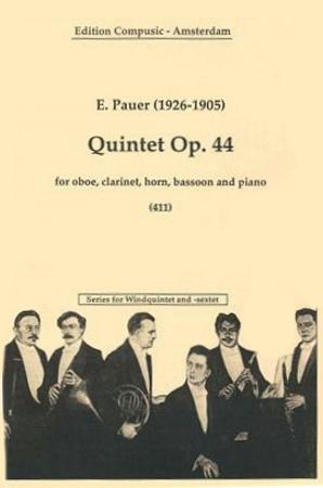 QUINTET in Eb major Op.44