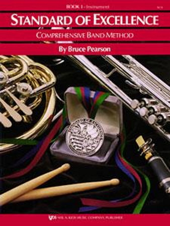 STANDARD OF EXCELLENCE Book 1 piano accompaniment