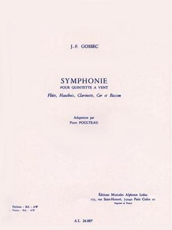SYMPHONIE score