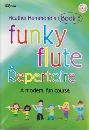 FUNKY FLUTE Repertoire Book 3 + CD