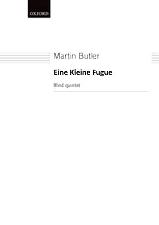 EINE KLEINE GIGUE (score & parts)