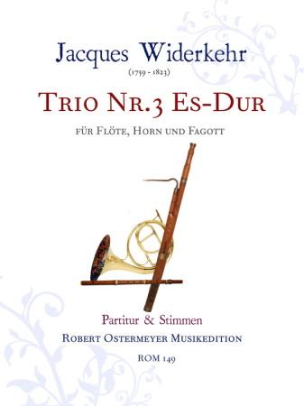 TRIO No.3 in Eb major