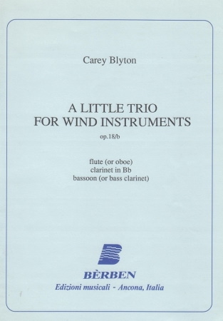 A LITTLE TRIO Op.18b