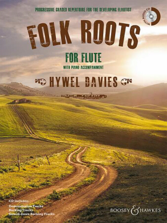 FOLK ROOTS for Flute + CD
