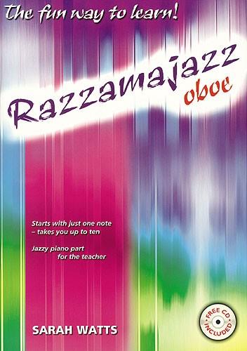 RAZZAMAJAZZ Oboe + CD