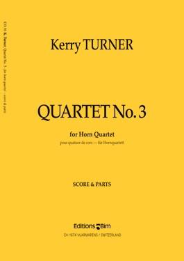 QUARTET No.3 (score & parts)