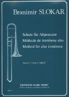 METHOD FOR ALTO TROMBONE