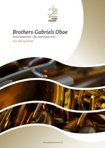 BROTHERS & GABRIEL'S OBOE (score & parts)