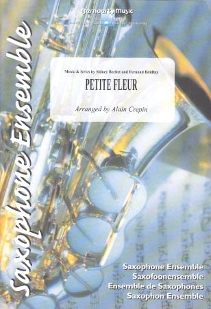 PETITE FLEUR score & parts