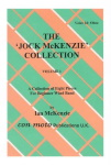 THE JOCK McKENZIE COLLECTION Volume 1 WIND BAND Part 1d oboe