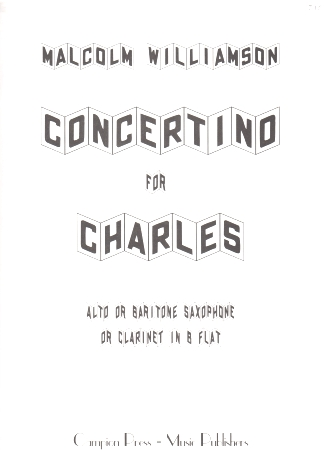 CONCERTINO FOR CHARLES