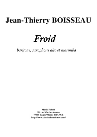 FROID (text in French)