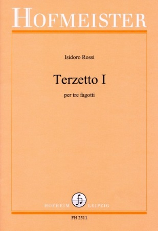 TERZETTO I (score & parts)