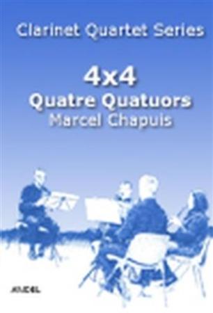 4X4 - QUATRE QUATORS (score & parts)