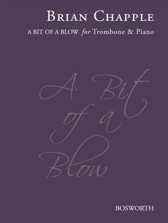 A BIT OF A BLOW (treble/bass clef)