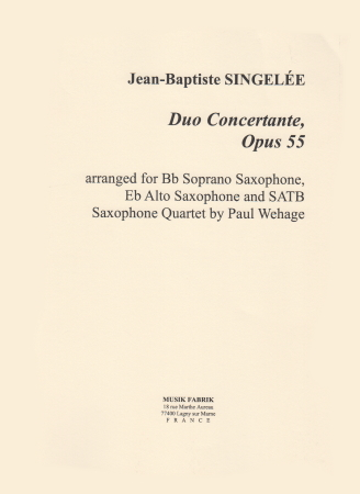 DUO CONCERTANTE Op.55