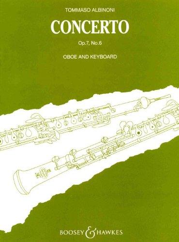 CONCERTO in D major Op.7 No.6