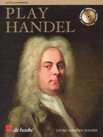 PLAY HANDEL + CD