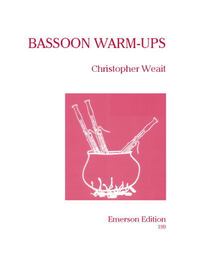 BASSOON WARM-UPS (2nd edition)