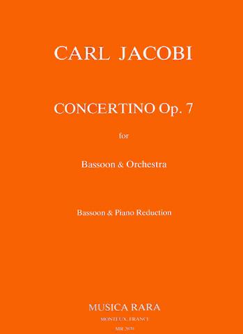 CONCERTINO Op.7
