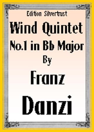 QUINTET in Bb major Op.56 No.1 (score & parts)