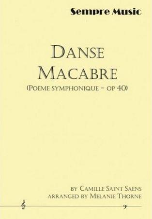 DANSE MACABRE Op.40 score & parts