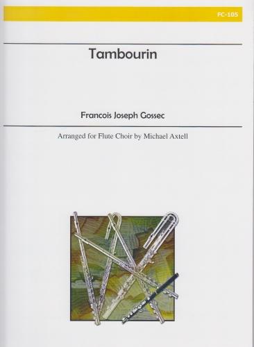 TAMBOURIN score & parts