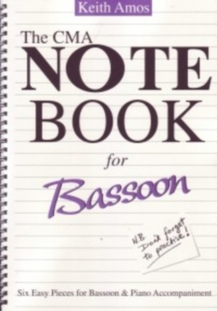 THE CMA NOTEBOOK FOR BASSOON