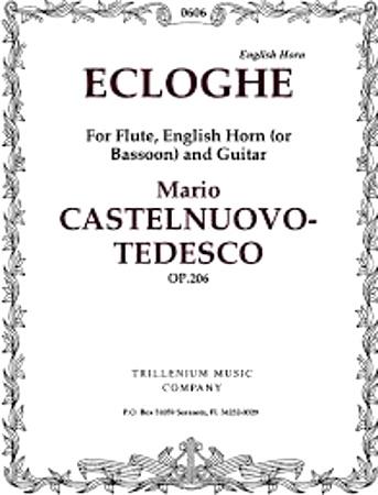 ECLOGHE score & parts