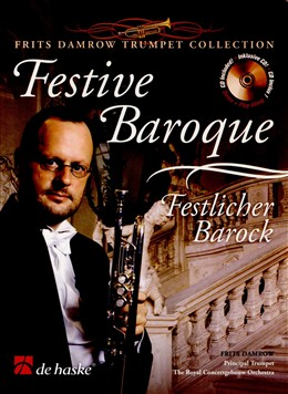 FESTIVE BAROQUE + CD