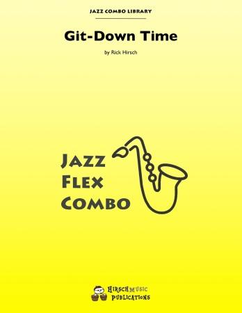 GIT-DOWN TIME (score & parts)