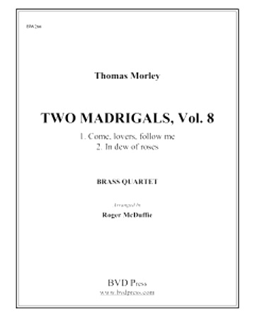 2 MADRIGALS Volume 8