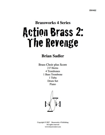 ACTION BRASS 2: The Revenge